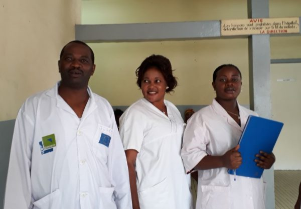 Personnel de santé Nord-Kivu
