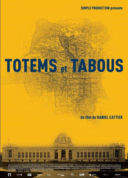 Affiche Totems Et Tabous (1)