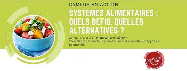 Affiche Campus en Action