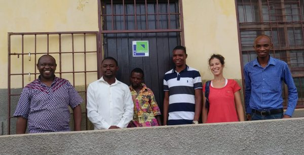 équipe Mbanza