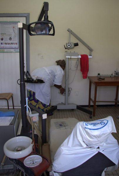 Hopital Provincial Goma (dentisterie)