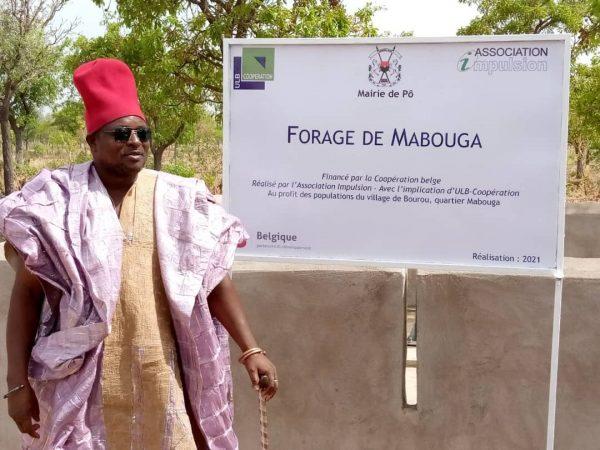Forage de Mabouga