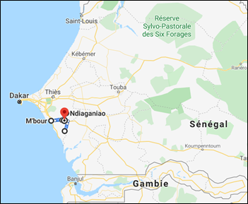Commune De Ndiaganiao