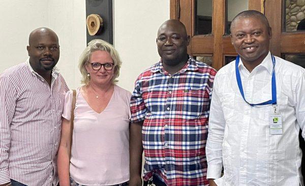 Formation gériatrie Kinshasa