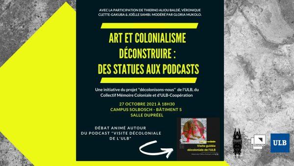 Art Et Décolonisation